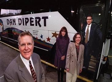 Dan Dipert Coaches and Tours in Arlington