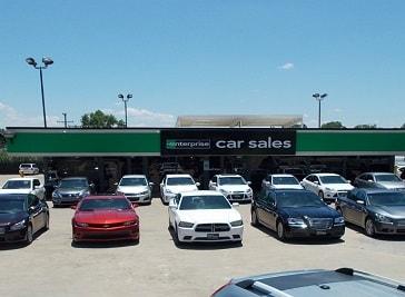 Enterprise Rent-A-Car in Arlington