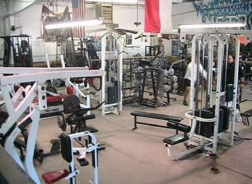 Metroflex Gym in Arlington