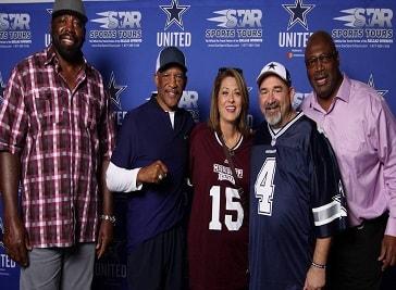Star Sports Tours in Arlington